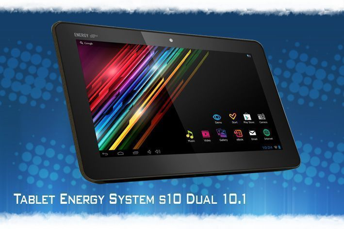 Tablet Energy System s10 Dual 10.1