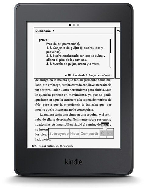 amazon ebook kindle paperwhite